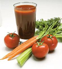 Sucul de legume